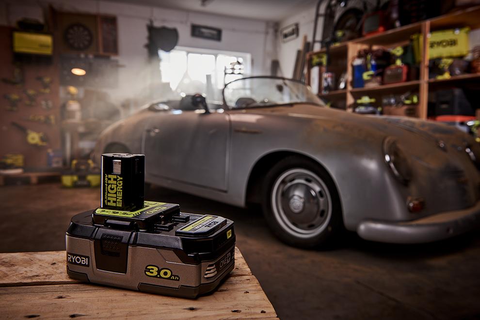 Une seule batterie pour tous vos outils