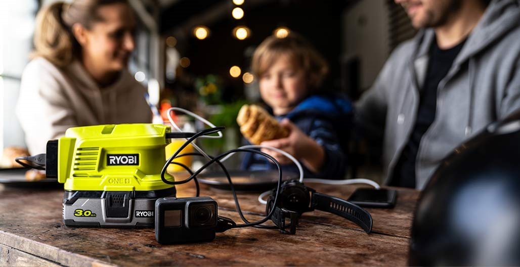 The ONE+ PowerSource Battery Inverter