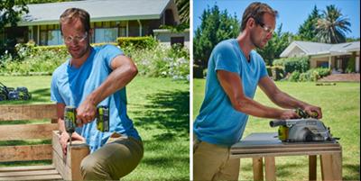 Voici quelques conseils pour construire un banc extérieur à partir d'une palette.