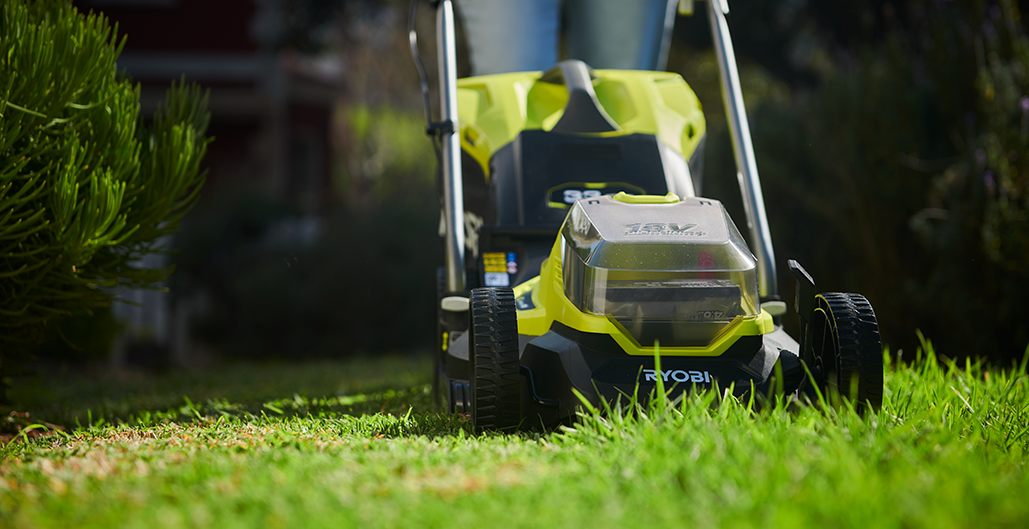 The ONE+ 33cm Cordless Mower
