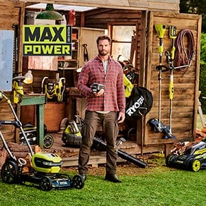 MAX POWER TUINMACHINES