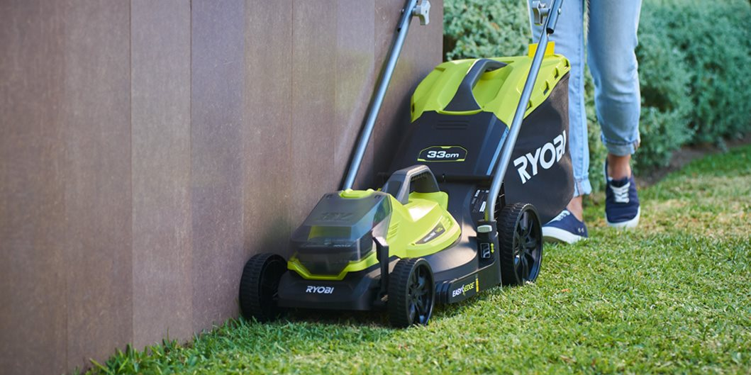 18V ONE+ 33cm Lawnmower (1X2.5Ah Battery)