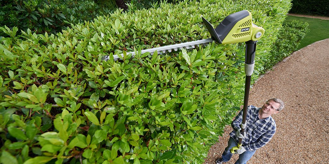 18V ONE+ Pole Hedge Trimmer (1X2.0Ah Battery)