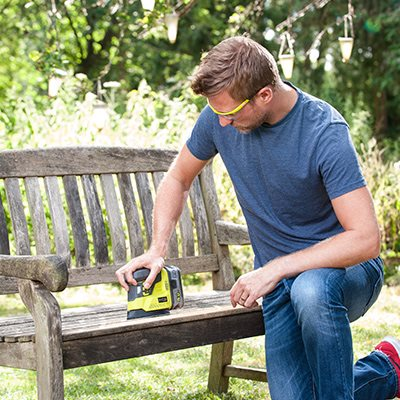 TIME TO TACKLE YOUR DIY PROJECTS