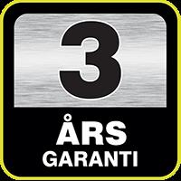 Registering af udvidet garanti