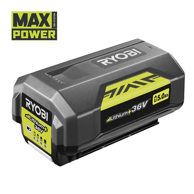 BPL3650D2 36V 5,0 Ah Lithium+ Batteri