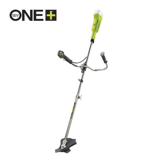 OBC1820B 18V Cordless Brush Cutter with Bike Handle