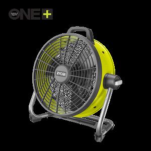 18V akumuliatorinis ant grindų statomas ventiliatorius