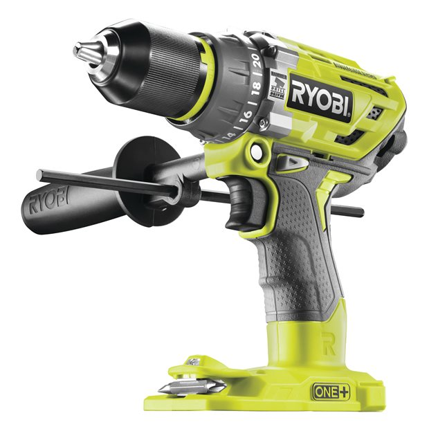 R18PD7-0 18V Cordless Brushless Percussion Drill