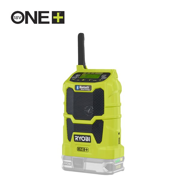 R18R-0 18V Cordless Radio with Bluetooth®