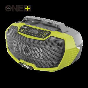 18 V sztereó radió Bluetooth® -al