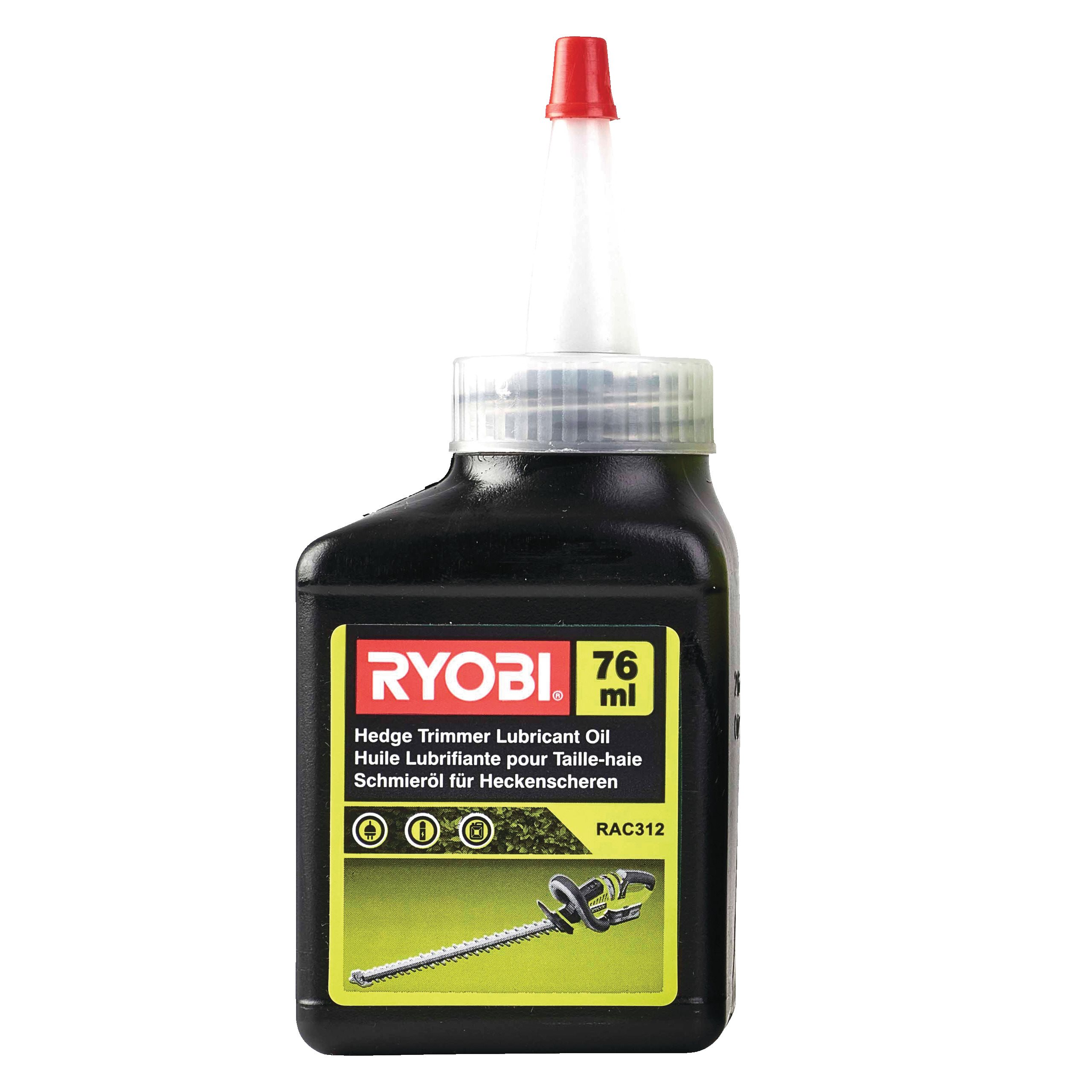 Hedge Trimmer Lubrication Oil