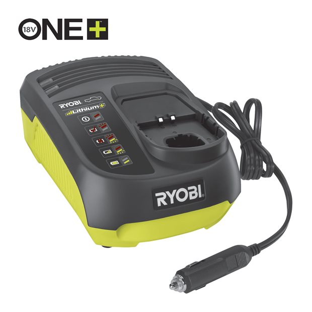 RC18118C 18V  ONE+ In-Car Charger