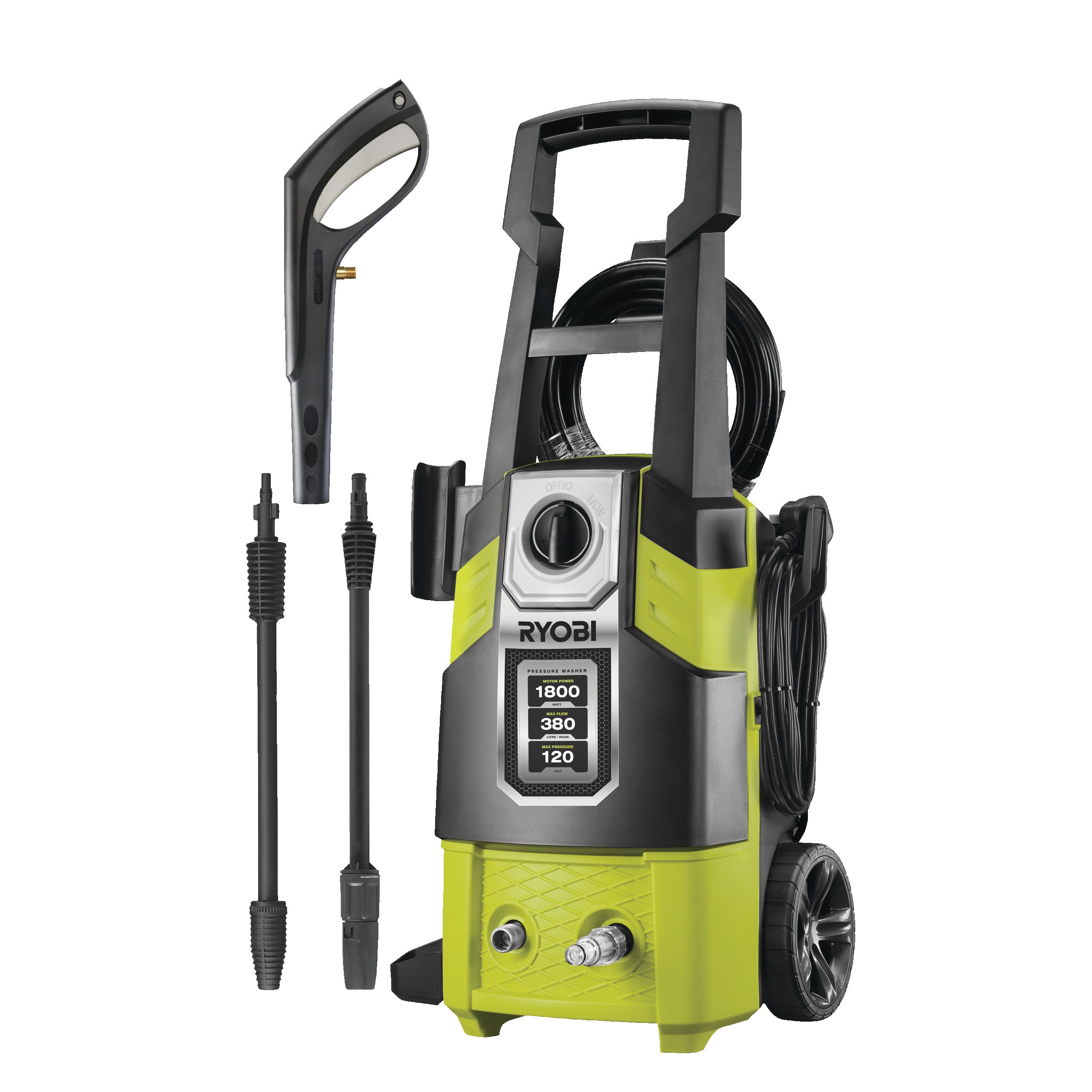 120 Bar Electric Pressure Washer
