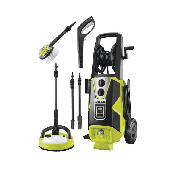 RPW150XRB 150 Bar Electric Pressure Washer