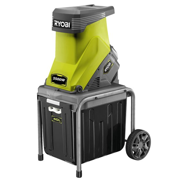 RSH2545B 2500W Impact ShreddeR, 45mm Cut Capacity
